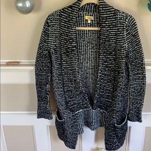 Princess Vera Wang Sweater/Cardigan Open front